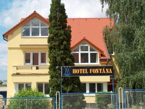 Fontana, Praha 15