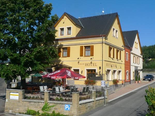 Zlata Lipa – Wellness Hotel, Děčín