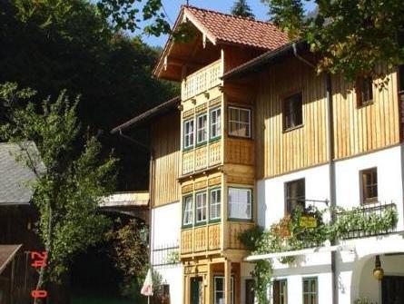 Waldpension Goschlseben, Gmunden
