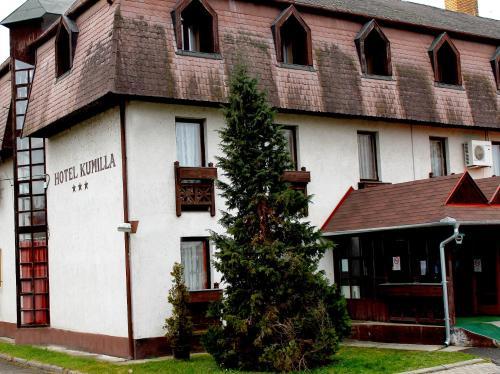 Hotel Kumilla, Szigetvári