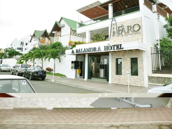 Balandra Hotel, Manta