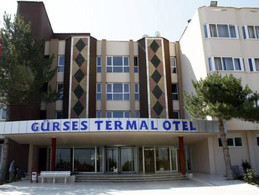 Gurses Termal Hotel, Sandıklı