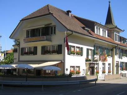 Hotel Restaurant Moleson, Sense
