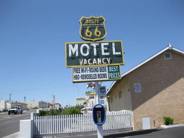Route 66 Motel, San Bernardino