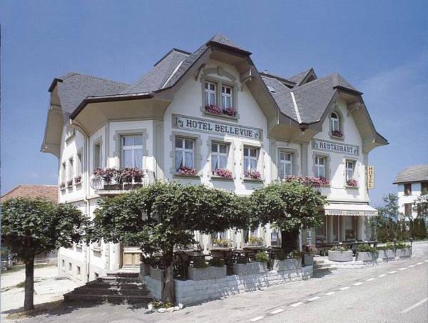 Hotel Bellevue, Delémont