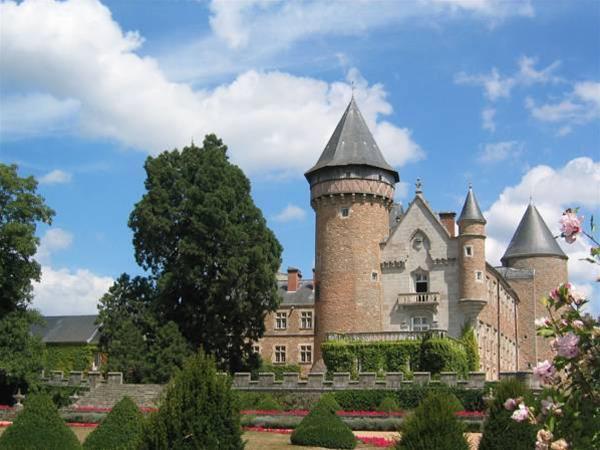 Chateau de Busset, Allier