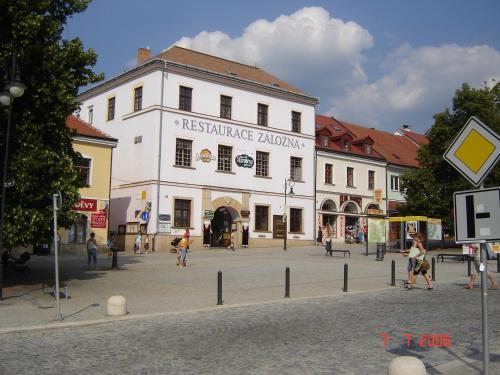 Hotel Zalozna Boskovice, Blansko