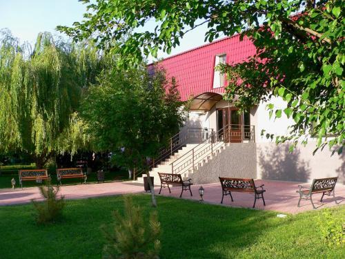Berezhok Holiday Park, Ikryaninskiy rayon