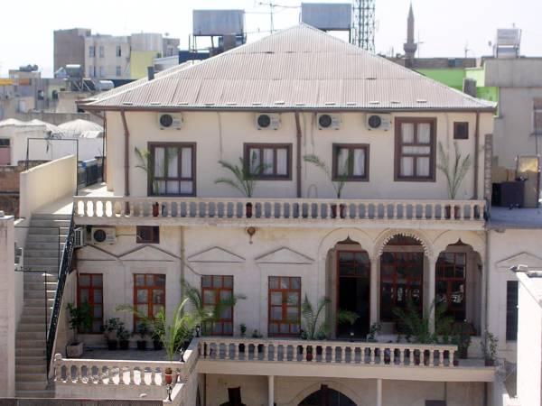 Beyzade Konak Hotel, Merkez