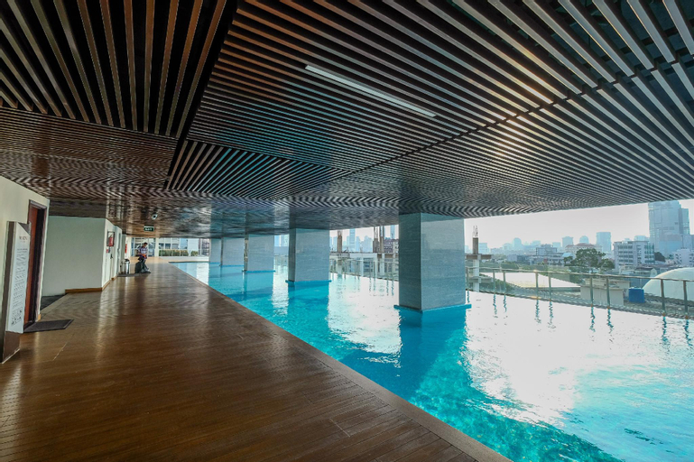 Comfortable Studio Menteng Park Apt By Travelio, Central Jakarta