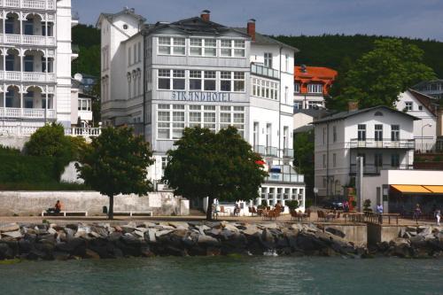 Strandhotel Sassnitz Rugen, Vorpommern-Rügen
