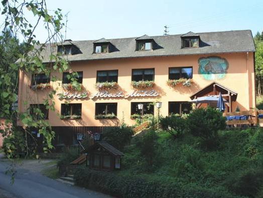 Waldhotel Albachmuehle, Trier-Saarburg