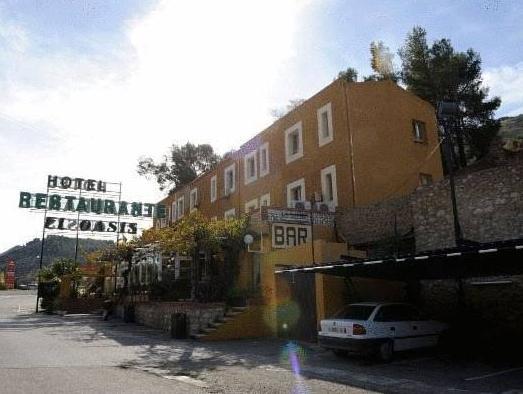 Hotel el Oasis, Jaén