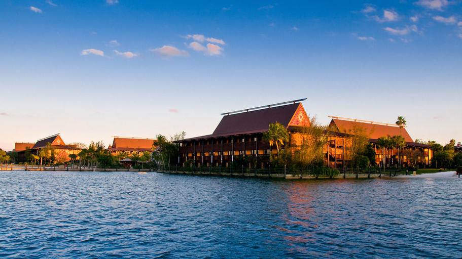 Disney's Polynesian Resort Package, Orange