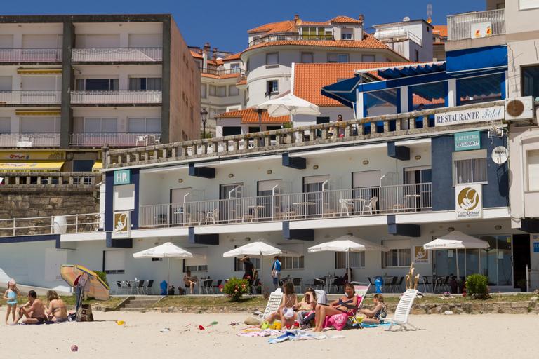 Hotel O Son Do Mar, Pontevedra