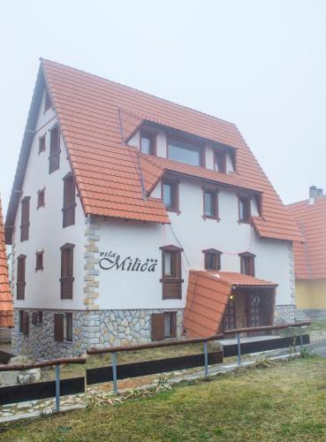 Vila Milica, Raška