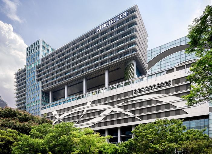 Hotel Jen Singapore Orchardgateway by Shangri-La, Orchard