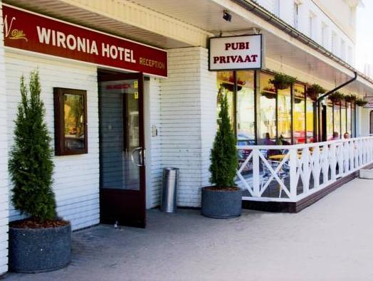 Hotel Wironia, Jõhvi