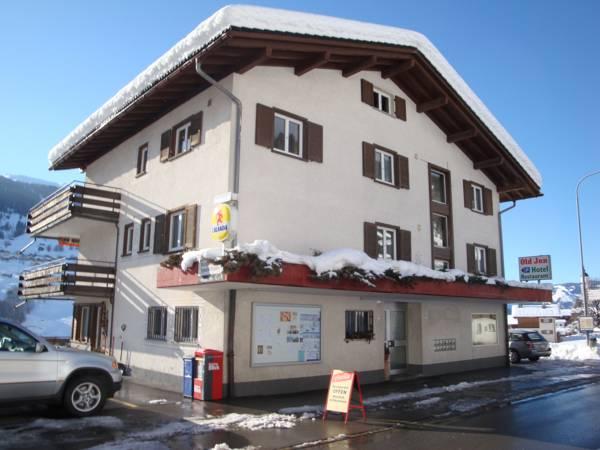 Hotel Old-Jnn, Prättigau/Davos