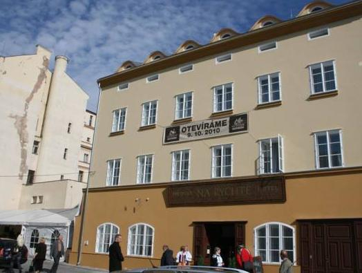 Pivovar Hotel Na Rychte, Ústí nad Labem