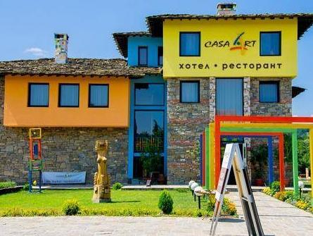 Hotel Casa Art, Troyan