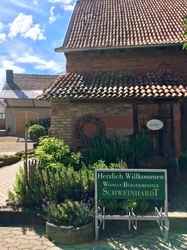 HEINRICHs winery bed & breakfast, Bad Kreuznach