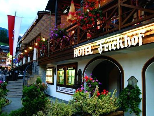 Hotel Frickhof, Bolzano