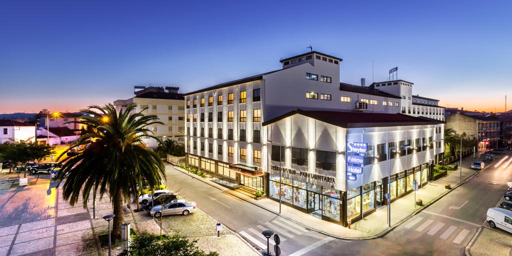 Steyler Fatima Hotel Congress & Spa, Ourém