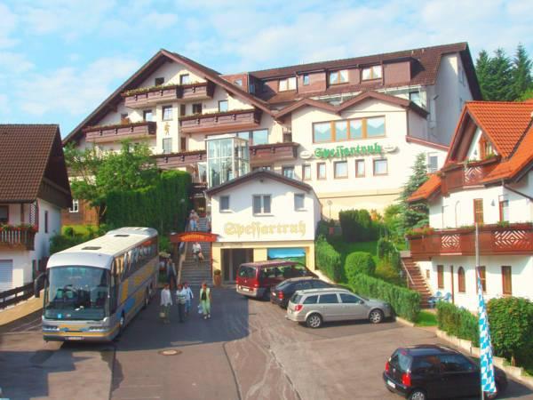 Landhotel Spessartruh, Main-Spessart