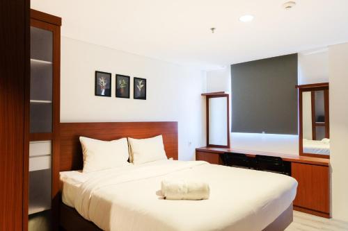 Brand New Studio at Bintaro Icon Apartment By Travelio, Tangerang Selatan