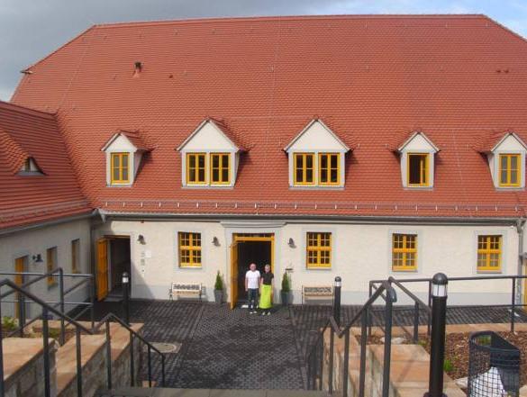 Hotel Altes Salzamt, Saalekreis