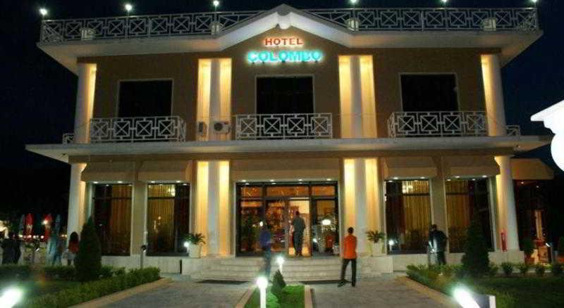 Colombo Hotel, Elbasanit