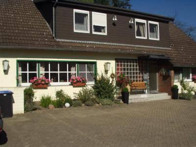 Hotel Garni am Eckernweg, Celle