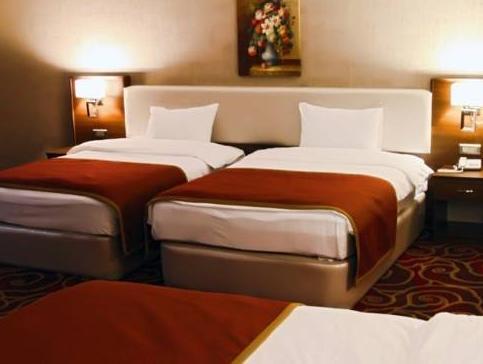 Royal Berk Hotel, Merkez