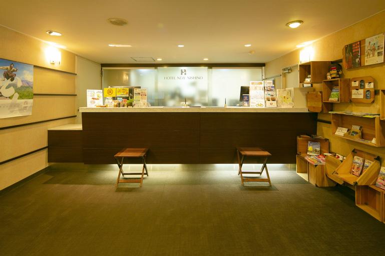 Hotel New Nishino, Kagoshima
