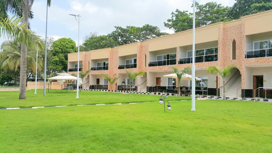 Mtoni Marine Hotel, Magharibi