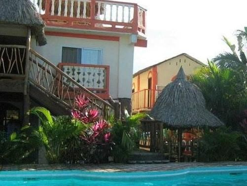 La Delphina Bed and Breakfast Bar and Grill Hotel, Jutiapa