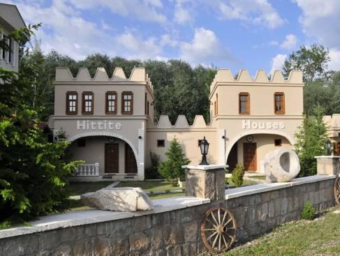 Hittite Houses, Boğazkale