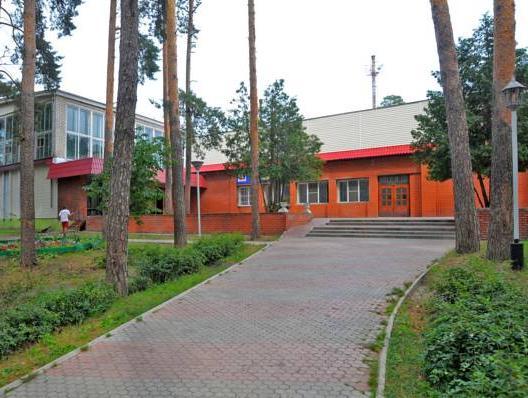 Sosny Health Resort, Tambovskiy rayon