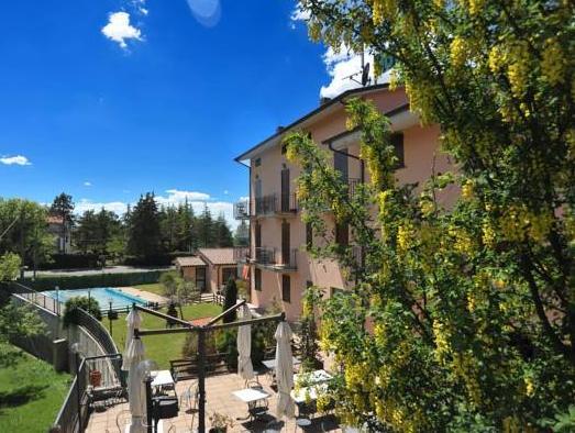 Hotel Tulliola, Terni
