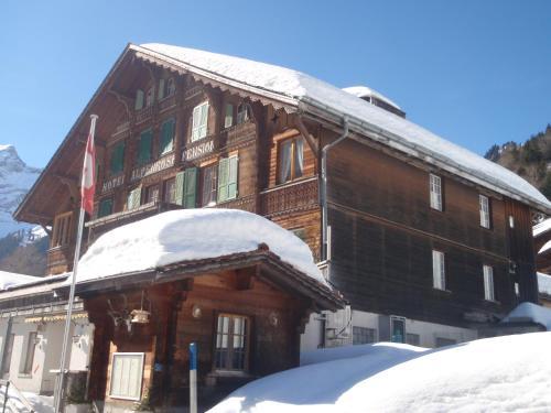 Hotel Alpenrose Saxeten, Interlaken