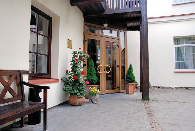 City Gate, Vilniaus