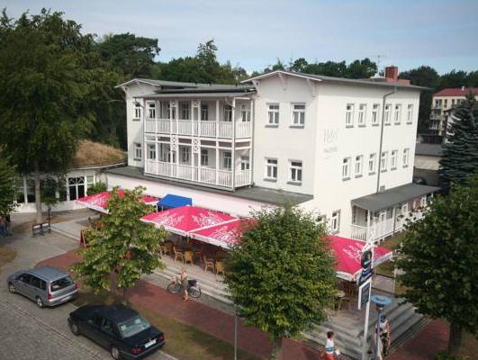 Hotel Waldperle, Rostock