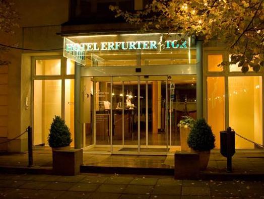 Hotel Erfurter Tor, Sömmerda