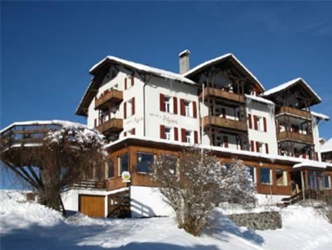Romantik Hotel The Alpina Mountain Resort & Spa, Plessur