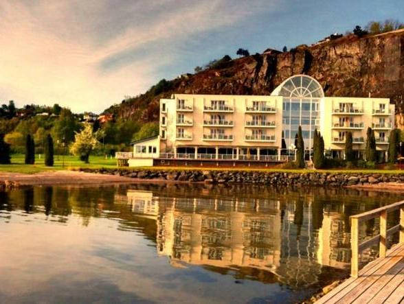 Holmestrand Fjordhotell, Holmestrand