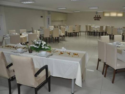 Aygun Hotel, Merkez