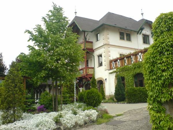 Hotel penzion Srdíčko, Ústí nad Labem