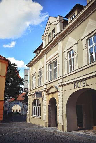 Hotel U Hradu, Mladá Boleslav