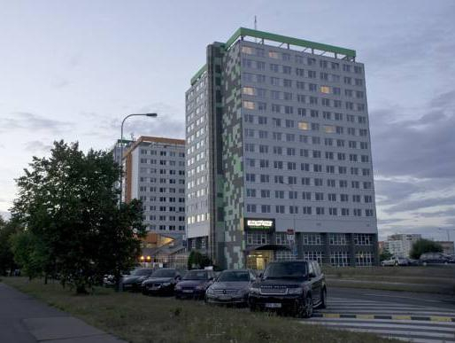 DC Rezidence, Praha 12